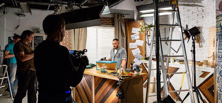 Filmproduktion Phase 3 - Dreharbeiten
