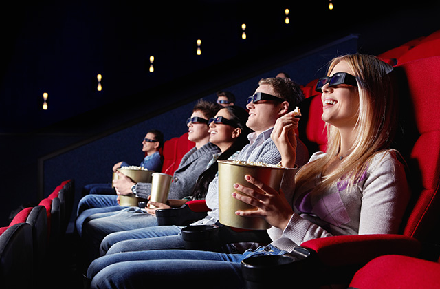 Werbefilm Kino